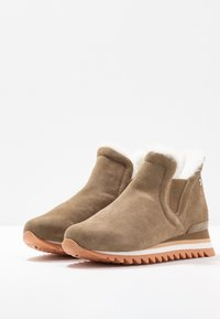 Gioseppo - Ankle boots - sand - 4