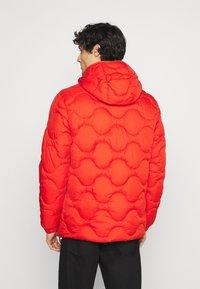 Lyle & Scott - WADDED JACKET - Light jacket - burnt orange - 2