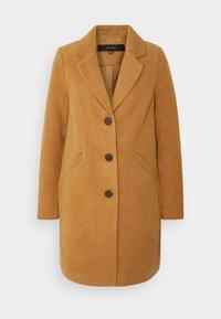 VMCALACINDY JACKET - Classic coat - tobacco brown