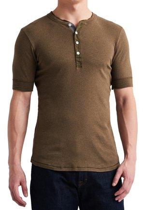 KARL-HEINZ - T-shirt basic - braun