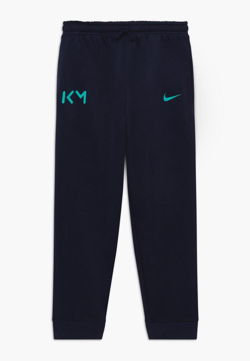 Nike Performance - KYLIAN MBAPPE - Trainingsbroek - obsidian/aurora green