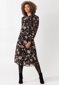 Indiska - ROS - A-line skirt - black - 0