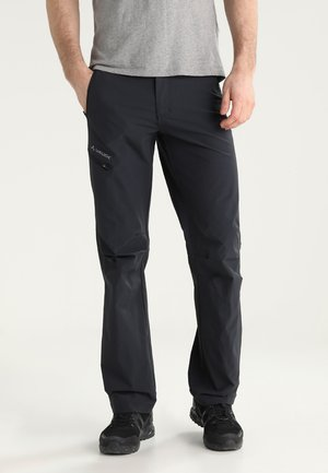 MEN'S FARLEY PANTS II - Stoffhose - black