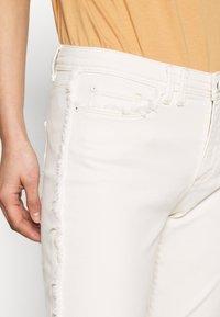 Expresso - DUNJA - Slim fit jeans - milchweiß - 5