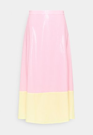 PENELOPE SKIRT - A-line skirt - colourblock