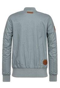 Naketano - Summer jacket - aristocrat grey - 1