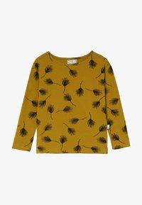 Mainio - PINE SHIRT - Langærmede T-shirts - golden palm - 2