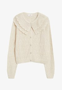 Mango - DOLLY - Cardigan - blanc cassé - 5