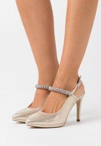 Menbur - High heels - gold - 0