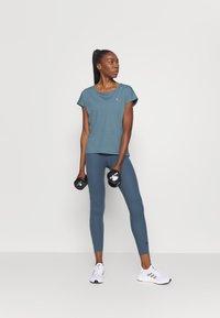 ONLY Play - ONPAUBREE - Sports shirt - goblin blue - 1