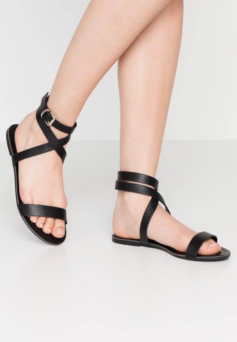 Even&Odd - Sandales - black
