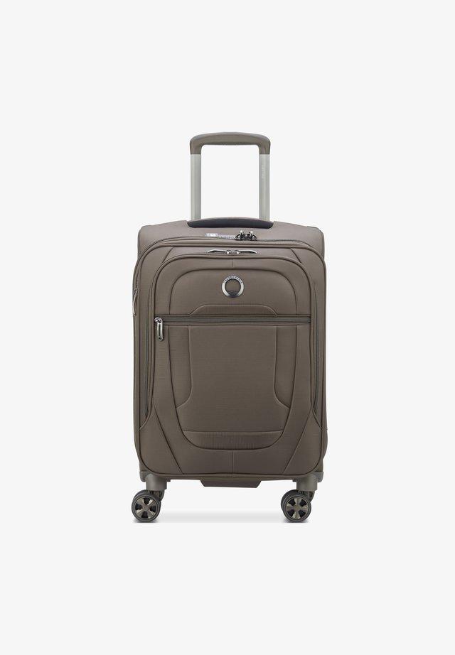 HELIUM - Wheeled suitcase - mokka