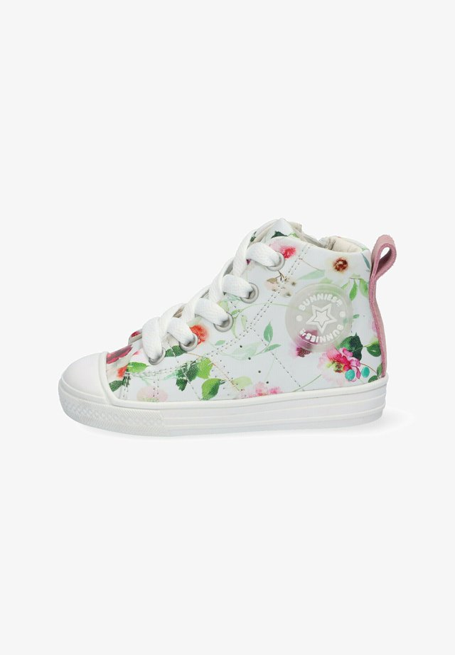 FRANS FERM  - High-top trainers - white