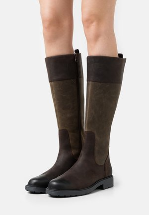 ORINOCO - Boots - dark brown