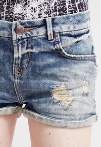 LTB - JUDIE - Denim shorts - elsa wash - 4
