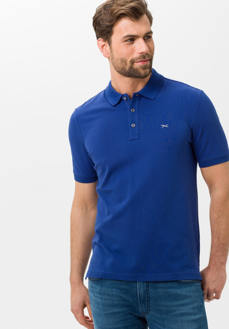 BRAX - Poloshirt - blue