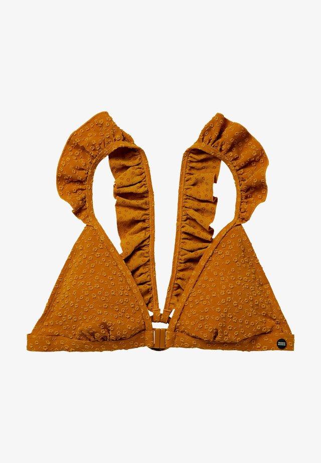 Bikini top - marigold