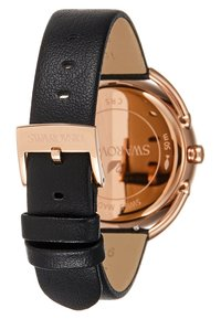 Swarovski - GLAM - Zegarek - rosegold-coloured/black - 2