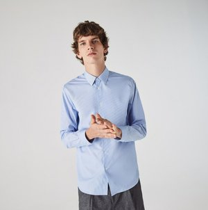 Shirt - blanc / bleu