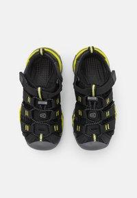 Keen - NEWPORT NEO H2 UNISEX - Chodecké sandály - black/evening primrose - 3