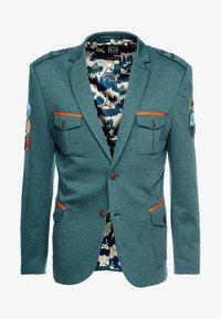 OppoSuits - PARK RANGER - Blazer jacket - dark green - 4