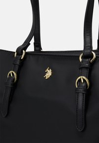 U.S. Polo Assn. - HOUSTON BAG - Handbag - black - 4