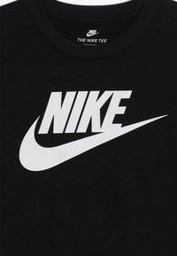 Nike Sportswear - FUTURA TEE - T-shirt imprimé - black - 3