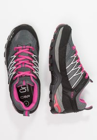 CMP - RIGEL - Hikingsko - grey/fuxia/ice - 2