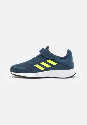DURAMO SL UNISEX - Sports shoes - crew navy/solar yellow/halo silver