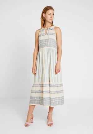 YASMABEL DRESS - Maxi šaty - star white