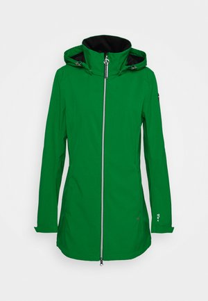 ISOLA - Soft shell jacket - green