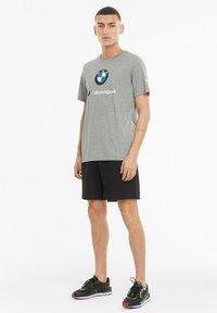 Puma - BMW M MOTORSPORT  - Sports shorts -  black - 1