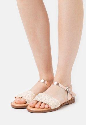 MARIA - Sandals - nude