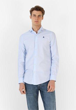 Shirt - skyblue stripes