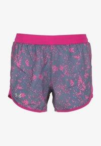 Under Armour - Sports shorts - blu - 0