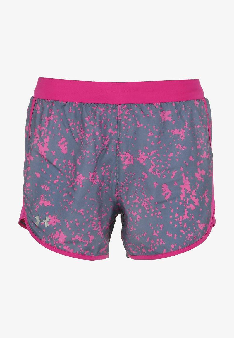 Under Armour - Sports shorts - blu