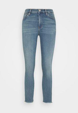 MID RISE CROP - Skinny džíny - carrie