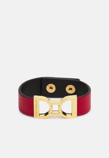 ARLETTIS RIBBON BRACELET - Bracelet - ruby