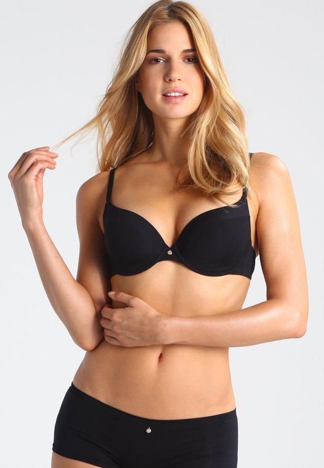 Multiway / Strapless bra - black