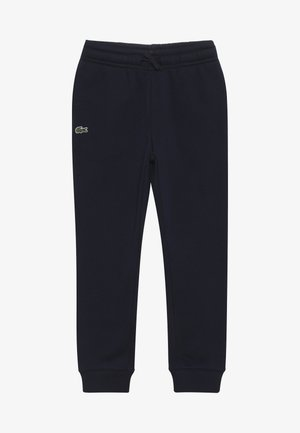 UNISEX - Tracksuit bottoms - navy blue