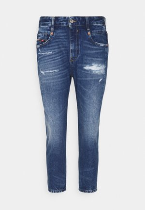 D-FAYZA - Jeans Tapered Fit - medium blue