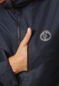 Volcom - Snowboard jacket - blue - 3