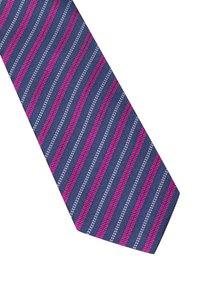 Eterna - Tie - marine/pink - 1