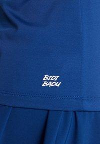 BIDI BADU - ARIANA TECH V NECK LONGSLEEVE - Pitkähihainen paita - dark blue - 5