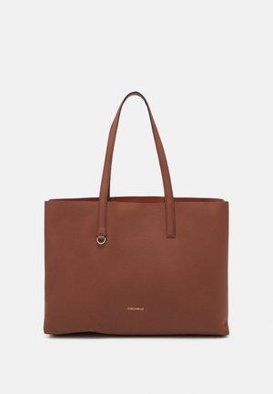 MATINEE - Shopping bags - cinnamo/chestnu