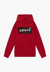 Levi's® - BATWING HOODIE - Kapuzenpullover - chili pepper - 0