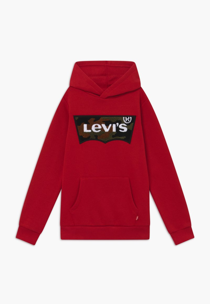 Levi's® - BATWING HOODIE - Kapuzenpullover - chili pepper