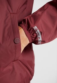 Ellesse - SORTONI - Sportovní bunda - burgundy - 5