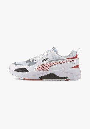 ERRARI RACE X-RAY - Sneakers - p white-rosso corsa-p white