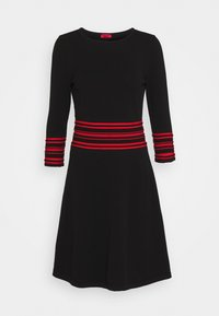 HUGO - SANDREYYA - Jumper dress - black - 4